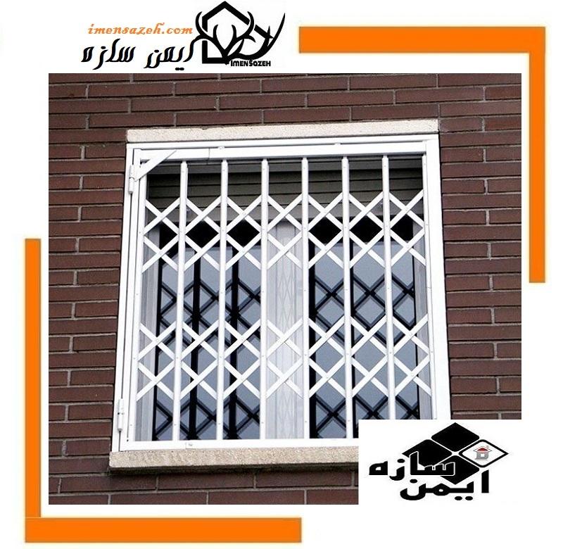 برقراری امنیت با حفاظ پنجره جدید